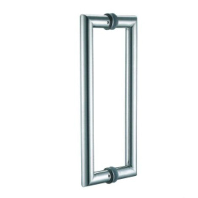 H style back to back door pull handle